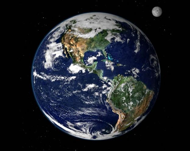 World - globe