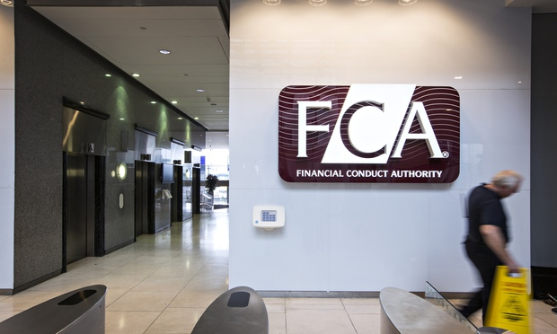 Financial Conduct Authority interior